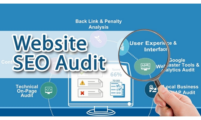 do deep SEO Audit