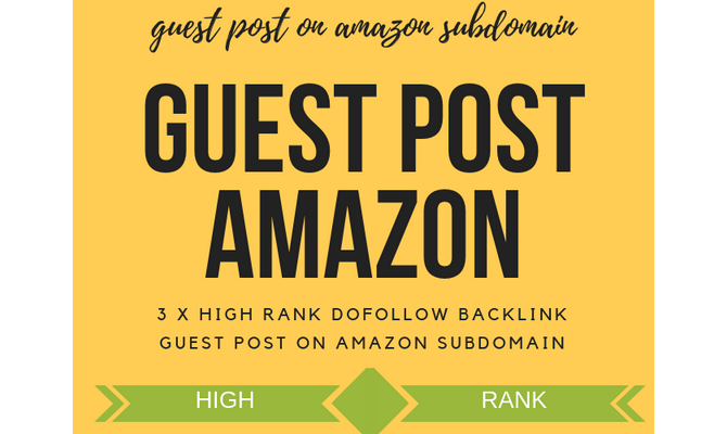 guest post on amazon subdomain