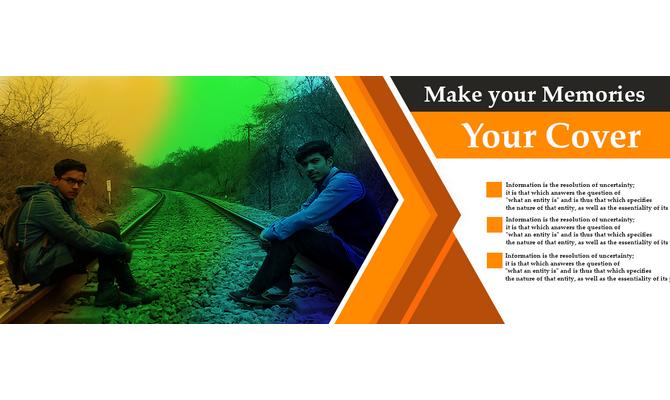 Create A Facebook Cover Photo Banner Design