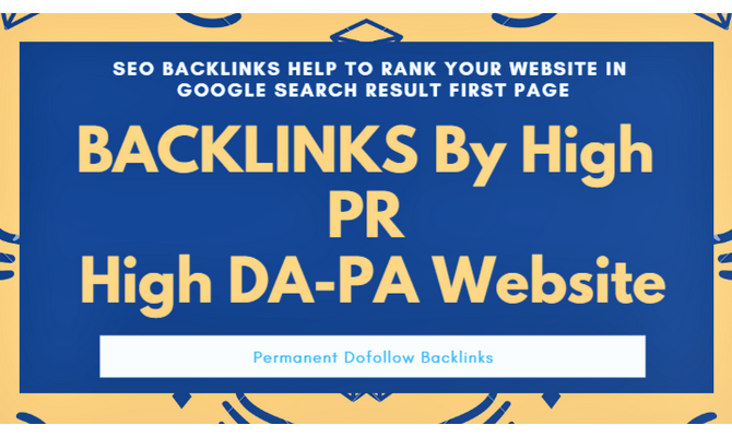 Create Manual 20 Dofollow Backlink For Rank  Your Website