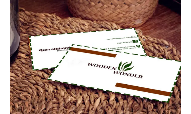 design exclusive business card and stationary