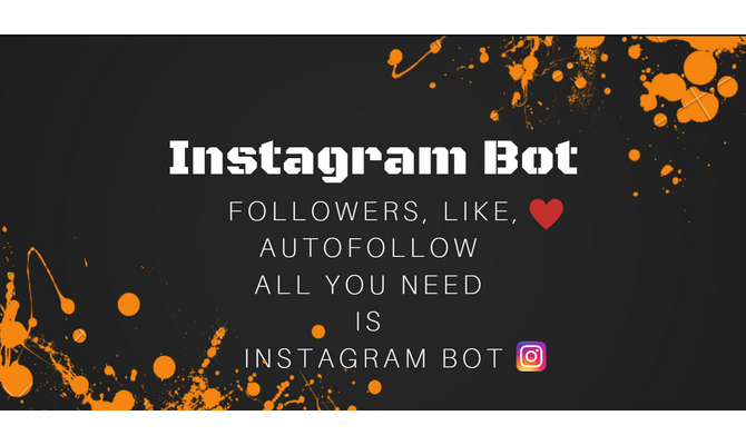 Create Instagram Bot For You
