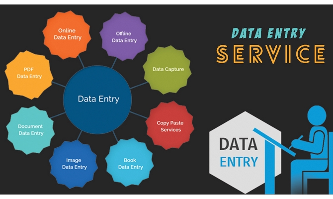 do Data Entry and Web Research.