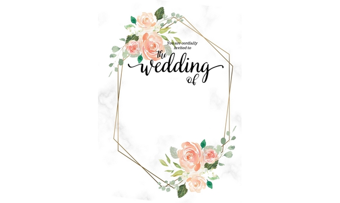 invitations, calling card design and more