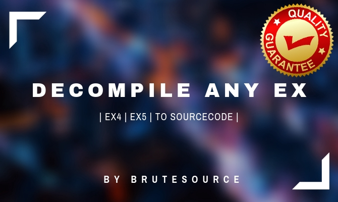 decompile any executable file to Sourcecod by brutesource