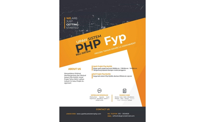 sell system php code for $5