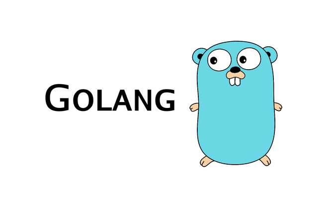develop your application in Golang