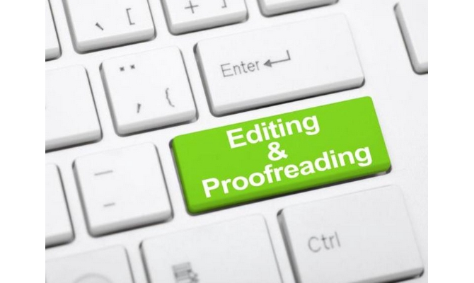 proofread or edit your writings, essay, article or blog post