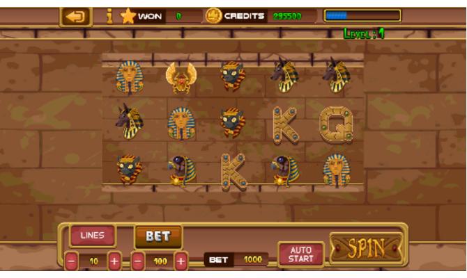 sell slot machine - singple player