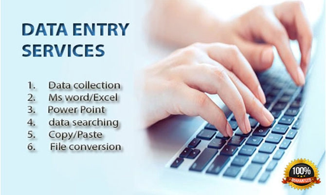 be your virtual assistant for data entry,data mining,web research