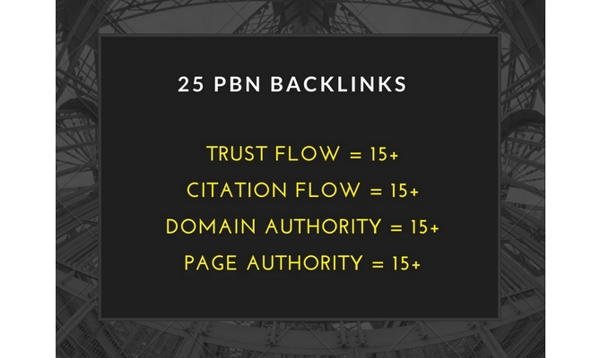 make pbn backlinks high da pa dofollow homepage