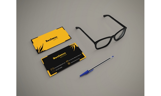 create an amazing and professional business card designs