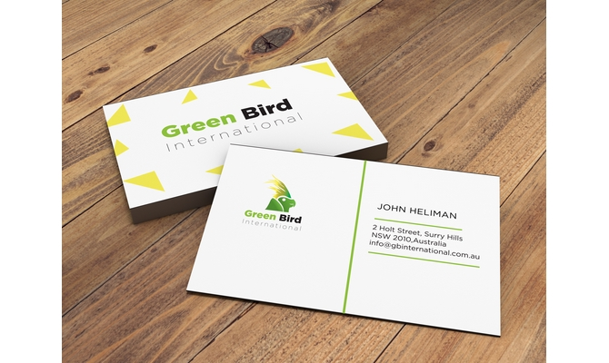 design attractive, minimal,simple business card for you