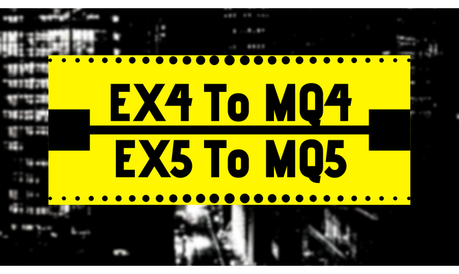 Decompile Expert Advisor or Indicator - Ex4 to Mq4 | Ex5 to Mq5