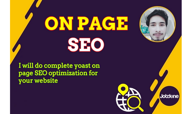 do complete yoast on page SEO optimization for your website